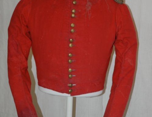 Lt. Charles Grimes Military Jacket 1846
